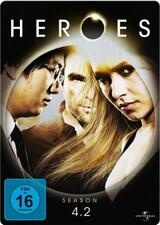Heroes - Staffel 4 - Poster