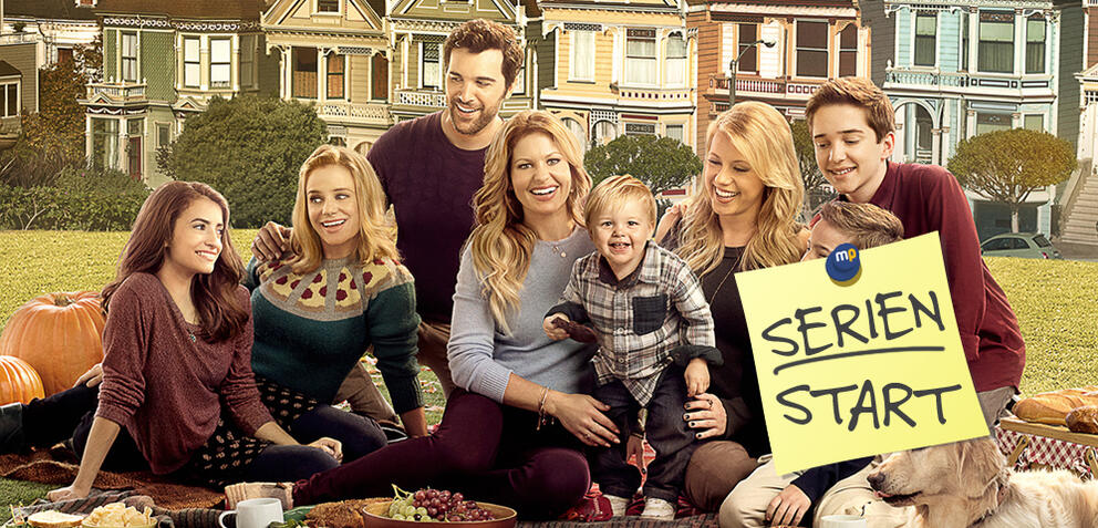 Fuller House:Heute startet die 2. Staffel auf Netflix