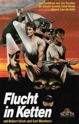 Flucht in Ketten - Poster