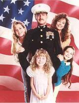 Major Dad - Poster