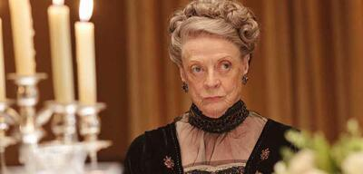 Downton Abbey mit Maggie Smith
