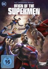 Reign of the Supermen - Poster