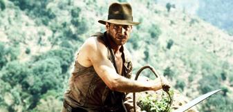 Nicht vollkommen frei erfunden: Indiana Jones