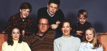 Die McCallisters: Megan, Jeff, Peter, Buzz, Kate, Kevin, Linnie