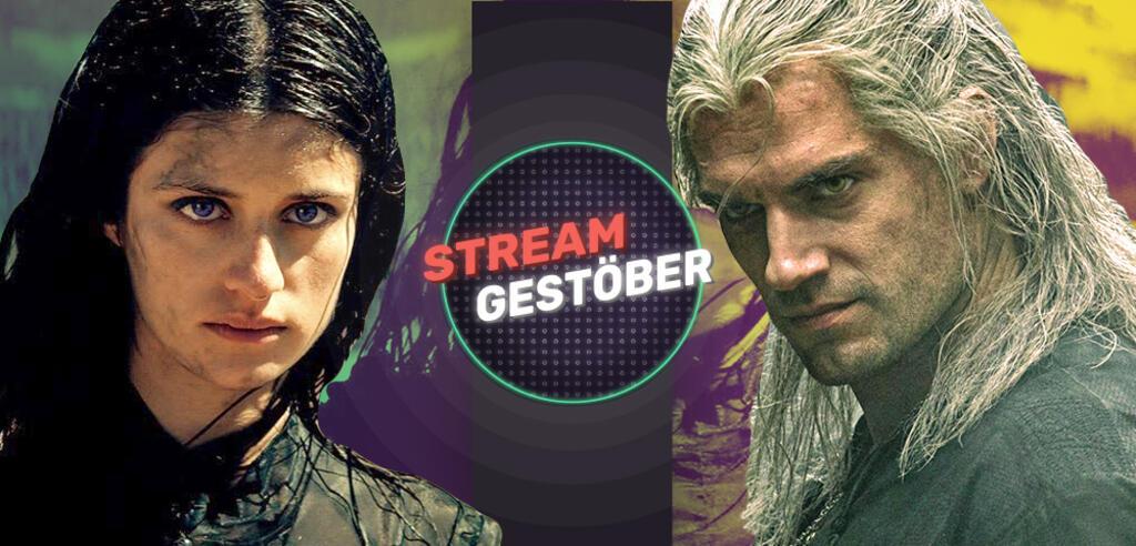 Streamgestöber: The Witcher