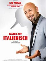 Fasten auf Italienisch - Poster
