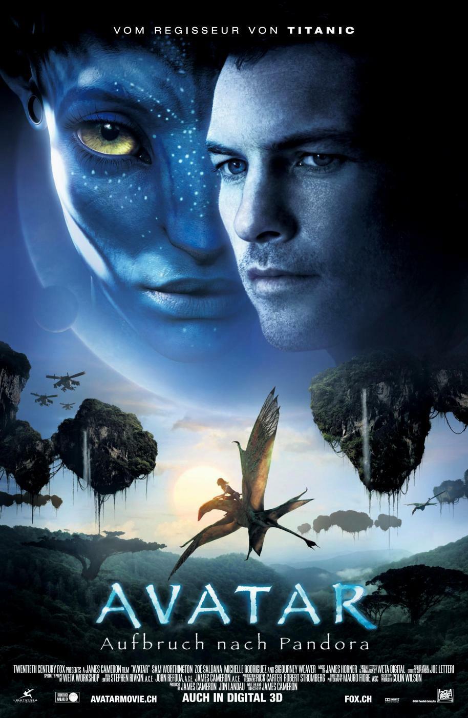 Avatar Aufbruch Nach Pandora Stream