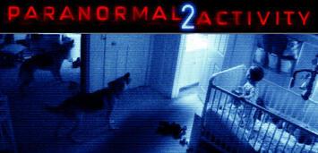 Bild zu:  Zum fürchten - Paranormal Activity 2