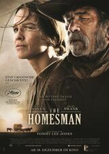 The Homesman - Poster