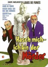 Camouflage - Hasch mich, ich bin der Mörder - Poster