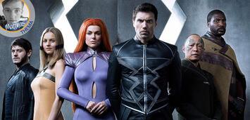 Bild zu:  Marvel's Problemkinder, die Inhumans