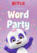 Wortparty - Poster