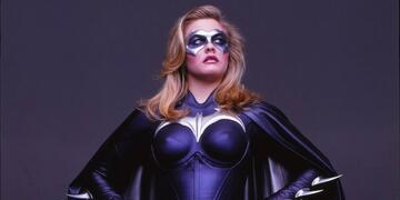 Alicia Silverstone als Batgirl in Batman & Robin