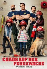 Chaos auf der Feuerwache - Poster