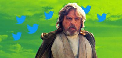 Mark Hamill als Luke Sykwalker in Star Wars 8: Die letzten Jedi