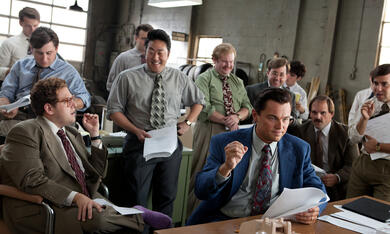 The Wolf of Wall Street mit Leonardo DiCaprio, Jonah Hill und Kenneth Choi - Bild 1