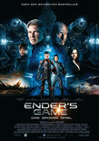 Enders game poster 2