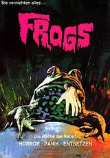 Frogs - Killer aus dem Sumpf - Poster