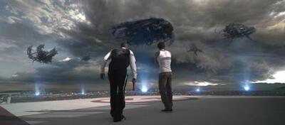 Die Aliens kommen: Skyline