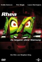 Rhea M - Es begann ohne Warnung Poster