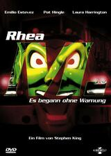 Rhea M - Es begann ohne Warnung - Poster