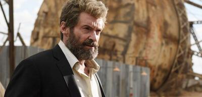 Logan mitHugh Jackman als Wolverine
