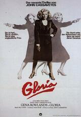 Gloria, die Gangsterbraut - Poster