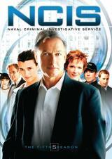 Navy CIS - Staffel 5 - Poster
