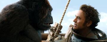 Der Gorilla Chee-Chee und Dr. Dolittle