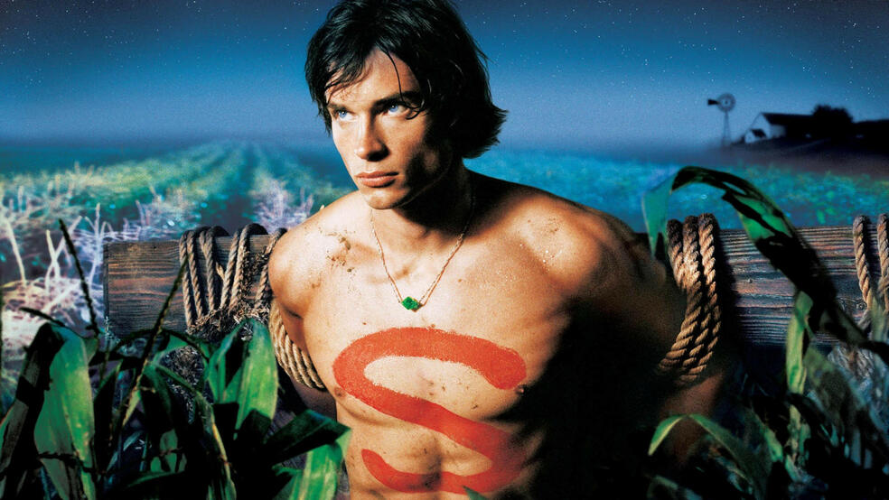 Smallville mit Tom Welling