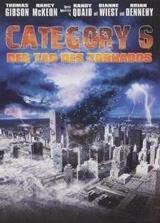 Category 6 - Der Tag des Tornado - Poster