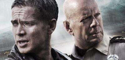 Hayden Christensen & Bruce Willis in First Kill