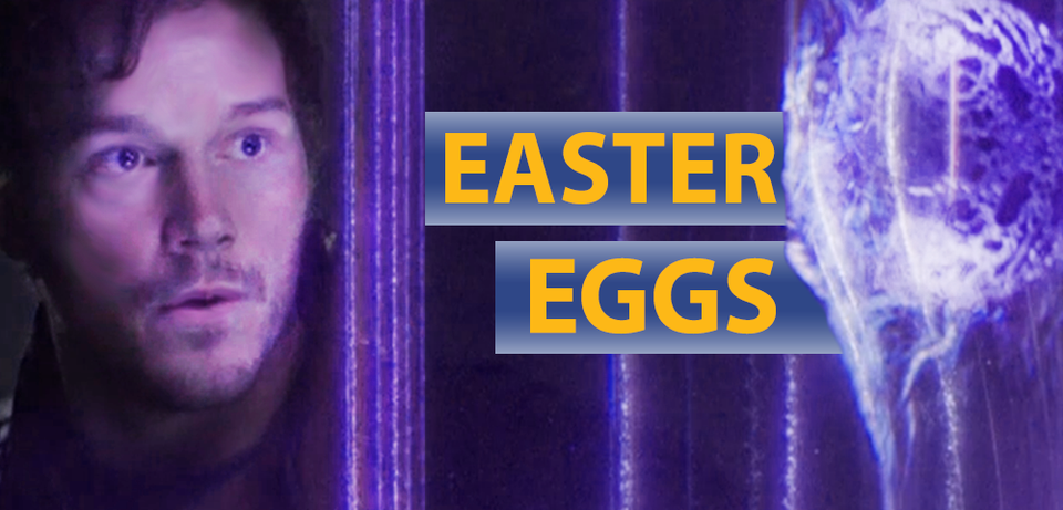 Fast alle Easter Eggs in Guardians of the Galaxy
