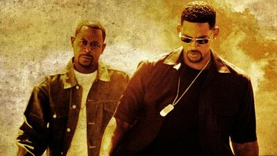 Will Smith & Martin Lawrence in Bad Boys