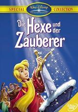 Die Hexe und der Zauberer - Poster