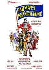 Die unglaublichen Abenteuer des hochwohllöblichen Ritters Branca Leone - Poster