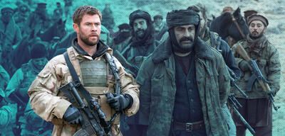Chris Hemsworth in Operation: 12 Strong