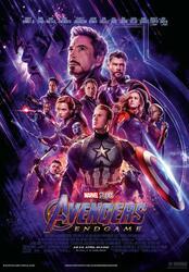Avengers 4: Endgame Poster