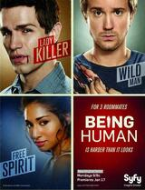 Being Human - Poster