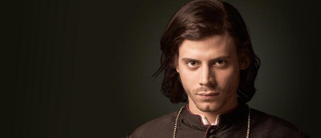 Francois Arnaud als Cesare Borgia