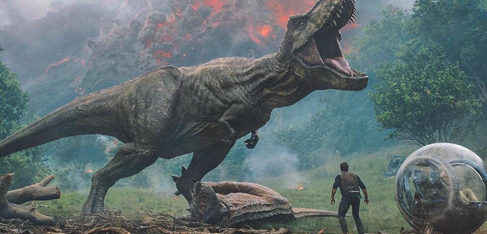Jurassic World 2 Schauspieler