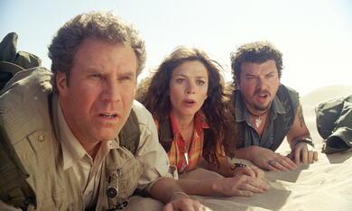 Die fast vergessene Welt mit Will Ferrell, Danny McBride und Anna Friel - Bild 1