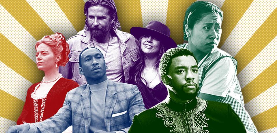 Oscar 2019 - Filme im Rennen um die Academy Awards