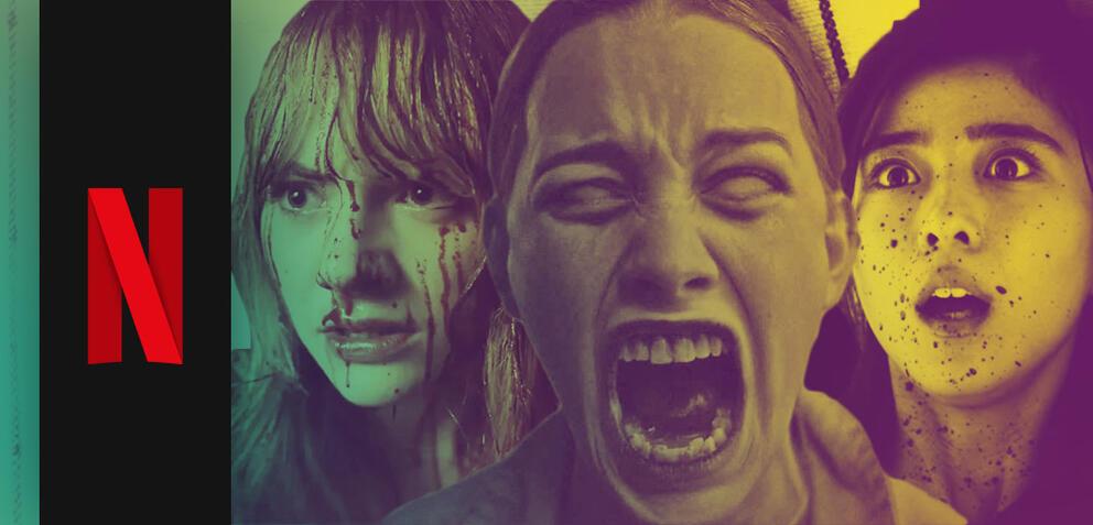Horrorserien auf Netflix