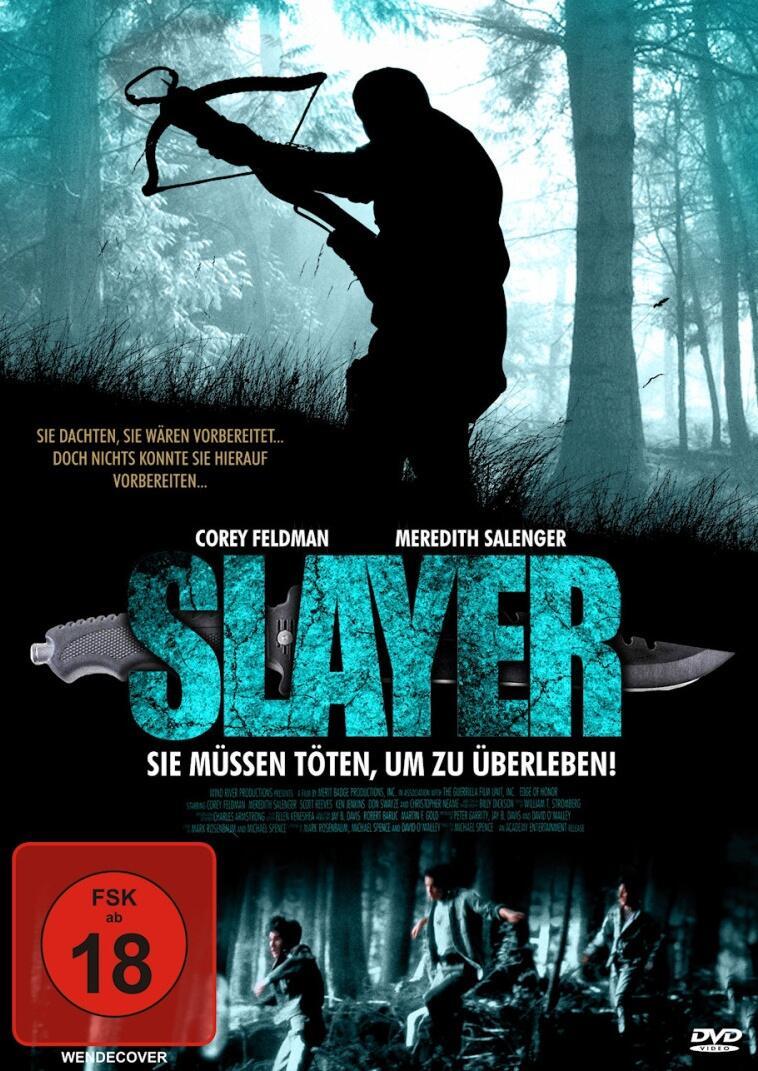 Slayer - Sie müssen töten, um zu überleben!