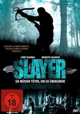 Slayer - Sie müssen töten, um zu überleben! - Poster