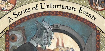 Bild zu:  Buchcover vonA Series of Unfortunate Events