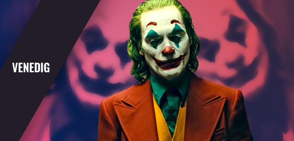Joker mit Joaquin Phoenix