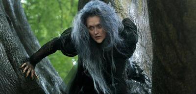 Meryl Streep als böse Hexe