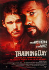 Training Day - Poster